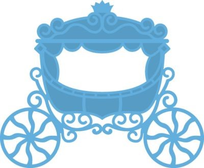 Marianne Design - Die - Creatables - Princess Carriage