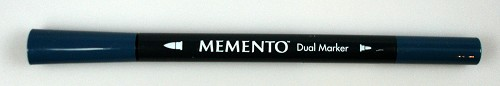 Tsukineko - Memento  Marker - Nautical blue
