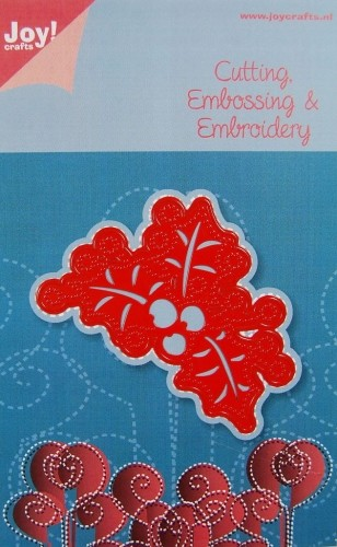 Joy!Crafts - Cutting, Embossing & Embroidery - Hulstbladeren