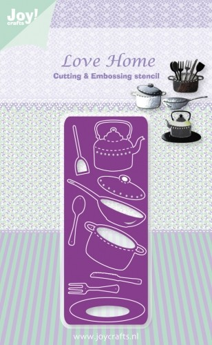 Joy!Crafts - Cutting & Embossing - Serviesgoed