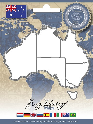 Amy Design - Die - Country Die - Australia