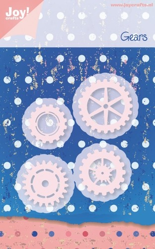 Joy!Crafts - Cutting & Embossing - Gears 2