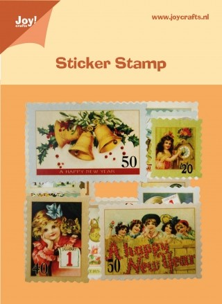 Joy!Crafts - Sticker Stamps - 2