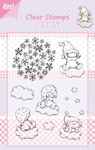 Joy!Crafts - Clear Stamps - Baby Winter Beren