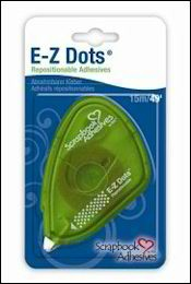 E-Z Dots Repositionable Adhesives