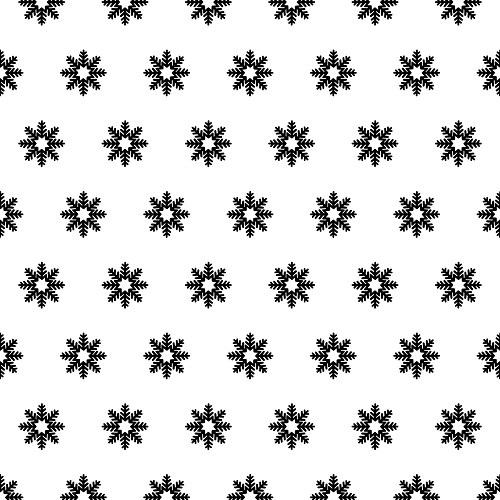 Background Embossing folder 150x150mm Snowflakes