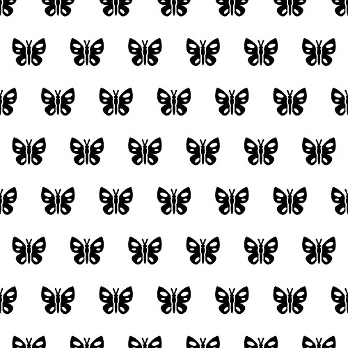 Background Embossing folder 150x150mm - Spring buttervlies
