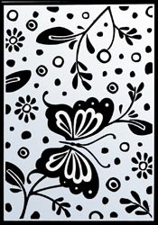 Crafts-Too - Embossing Folder - Spring