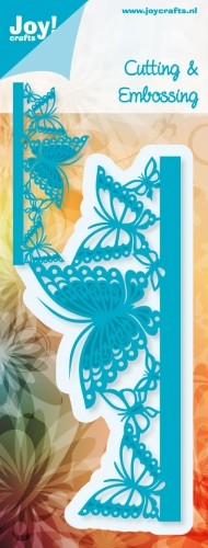 Joy!Crafts - Cutting & Embossing - Rand Vlinders
