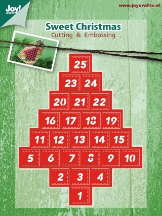 Joy!Crafts - Cutting & Embossing - Advent Calender