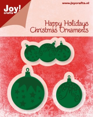 Joy!Crafts - Cutting & Embossing - Christmas Ornaments