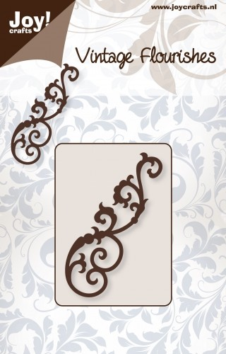 Joy!Crafts - Vintage Flourishes - Cutting