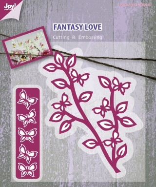 Joy!Crafts - Cutting & Embossing - Fantasy Love