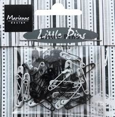 Marianne Design Little Pins Black & white