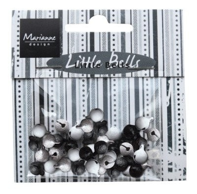 Marianne Design Little Bells Black & White