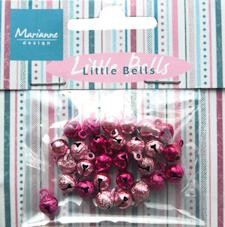 Marianne Design Little bells light pink & dark pink