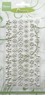 Marianne Design Decoration flowers pearl