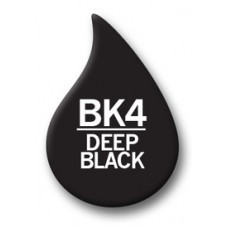 Chameleon ink refill Deep Black BK4