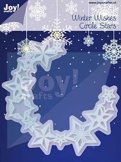Joy!Crafts - Cutting & Embossing - Sterrenrand