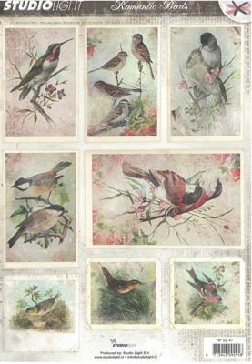 Studio Light - Romantic Birds