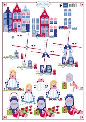 Marianne Design - knipvel - Dutch Design
