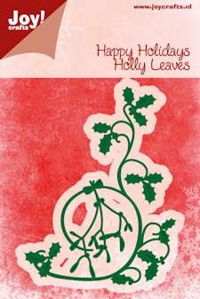 Joy!Crafts - Cutting & Embossing - Kerst swirl