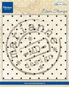 Marianne Design - Clearstamp - Anja`s dots