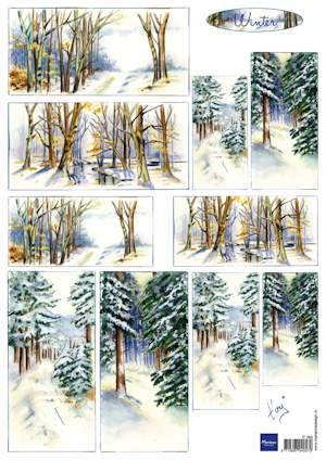 Marianne Design - Marianne Design - Tiny`s winter