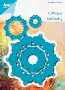 Joy!Crafts - Cutting & Embossing- Noor Design Rond
