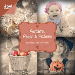 Joy!Crafts - Paperpack- Autumn / Herfst