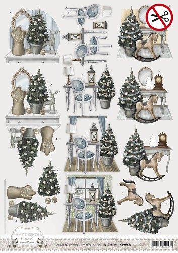 Amy Design - Pushout - Brocante Christmas