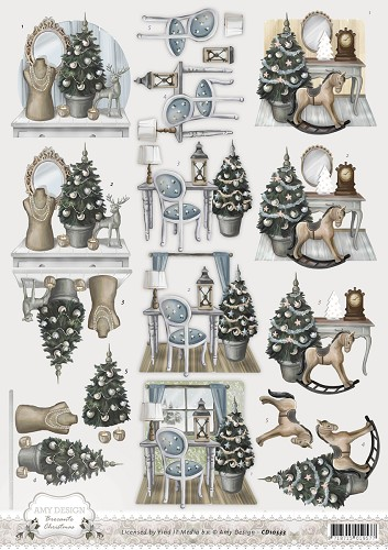 Amy Design - Amy Design Kerst - Brocante Christmas - Home Decoration