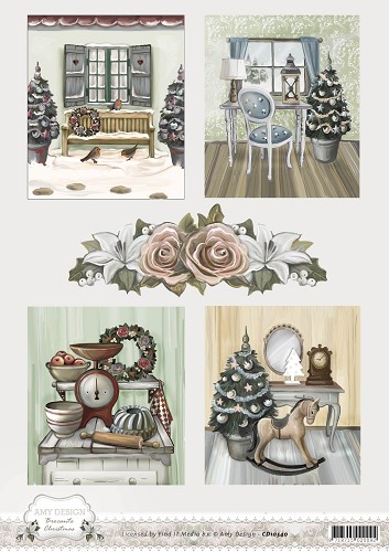 Amy Design - Amy Design Kerst - Brocante Christmas - Pictures
