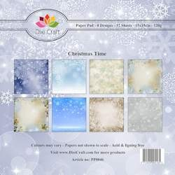 Dixi Craft - Paperpack - Christmas Time