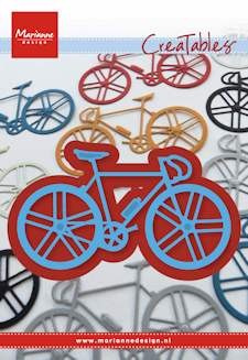 Marianne Design - Die - Creatables - Bycicle (sport)