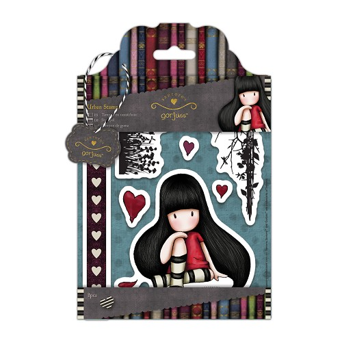 DoCrafts - Rubber Stamps - Santoro - Gorjuss - The Collector