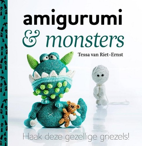 Haakboeken - Amigurumi & Monsters