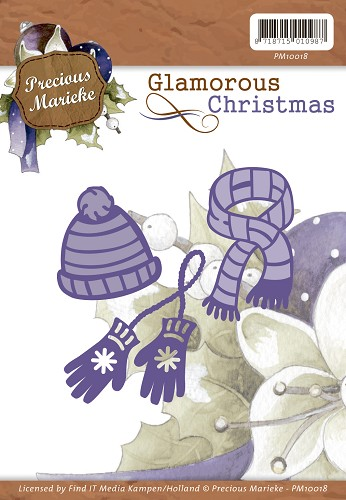 Precious Marieke - Die - Glamorous Christmas - Winter wear