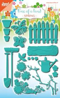 Joy!Crafts - Cutting & Embossing - Tuinset (13 st)
