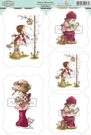 The Hobby House - Elisabeth Bell toppers - Stansvel - Quiet Moments