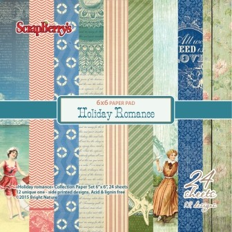 ScrapBerry`s - Paper Collection - Holiday Romance