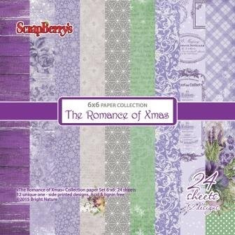 ScrapBerry`s - Paper Collection - The Romance of Xmas