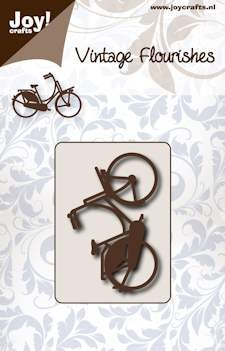Joy!Crafts - Vintage Flourishes - Cutting - Opoefiets