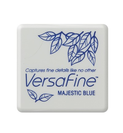 Versafine - Small Inkpad  -Majestic blue