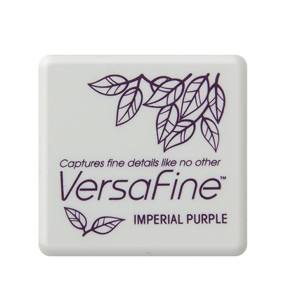 Versafine - Small Inkpad  -Imperial purple