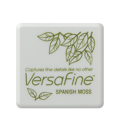 Versafine - Small Inkpad - Spanish Moss