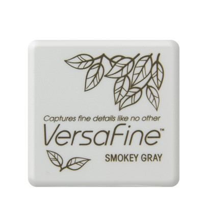 Versafine - Small Inkpad - Smokey Gray