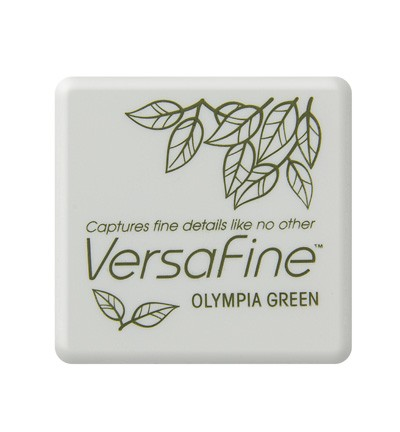 Versafine - Small Inkpad - Olympia Green