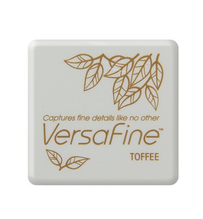 Versafine - Small Inkpad - Toffee