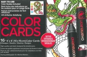 Chameleon Color Card - Zen
